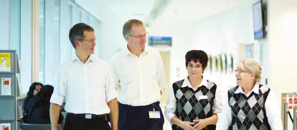 Pathway staff